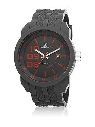 Joshua & Sons Uhr mit japanischem Quarzuhrwerk Man 46mm