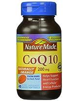 Nature Made CoQ10 200mg, 40 Softgels