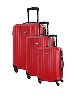 Bag Stone Set 3 Trolley Rigido Star