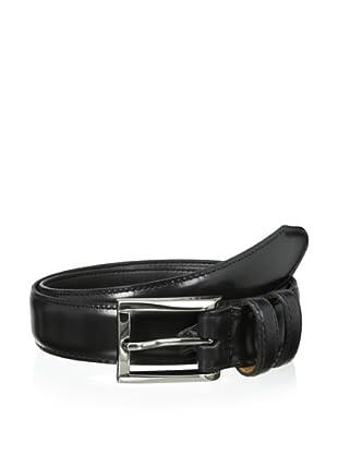 Vintage American Belts est. 1968 Men's Toledo Belt (Black)