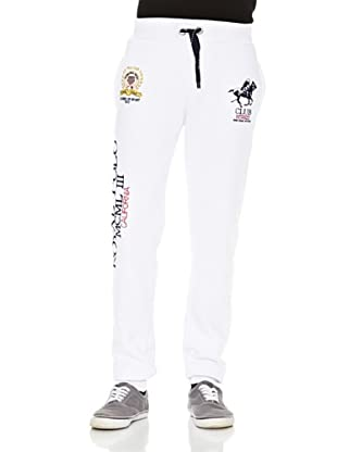 Geographical Norway Pantalón Polo (Blanco)