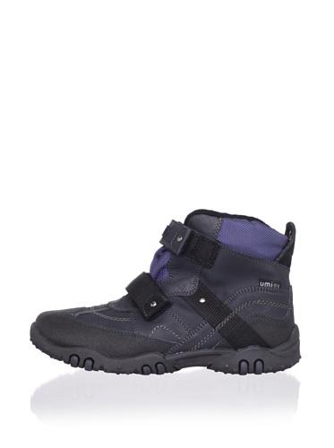 umi Kid's Moabb Boot (Toddler/Little Kid/Big Kid) (Dark Navy/Black)