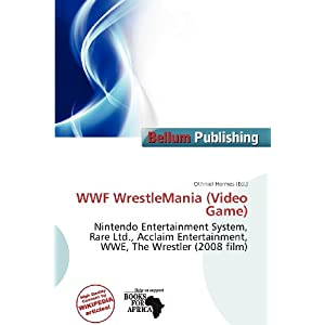 WWF Wrestlemania (Video Game)