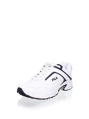 Fila Men's Talon II Sneaker (White/Peacoat)