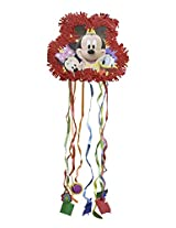 Disney Playful Mickey Pinatas, Multi Color