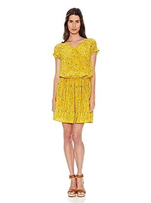 Azura Vestido Terra (Amarillo)