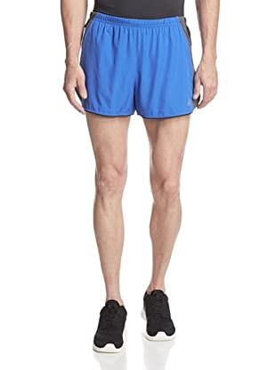 New Balance Men's 3-Inch Impact Split Shorts (Cobalt)