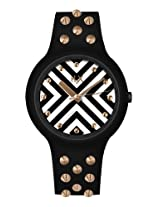 H2X One Studs Analog Multi-color Dial Unisex watch - SN400XN5