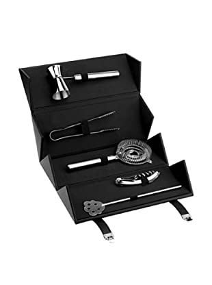 Wolf Designs Bar Set