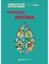 Nature (Giunti Colouring Books)