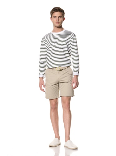 Standard Issue by Hyden Yoo Men's Mardet Shorts (Khaki)