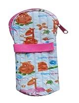 Baby Dreams Feeding Bottle cover- Flat for 125ml Bottle (Pink)