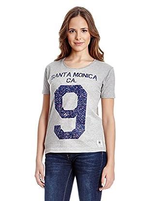Varsity Team Players Camiseta Manga Corta Santa Monica