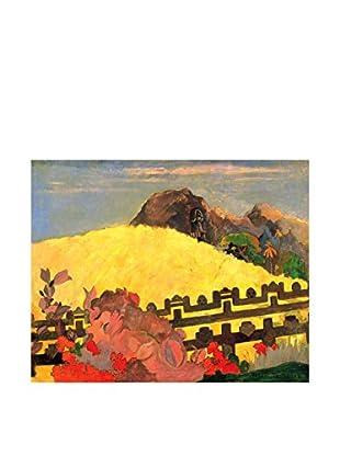 LegendArte  Wandbild Der heilige Berg von Paul Gauguin