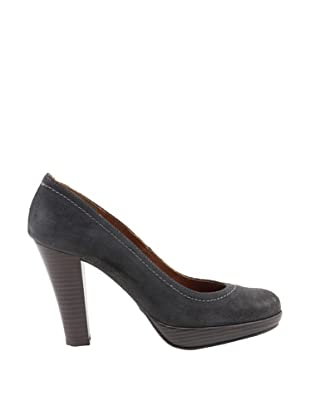 Liberitae  Zapatos Salón  Plataforma (Gris)