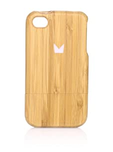 Ultima Series Bamboo iPhone 4/4S Case, Light Brown