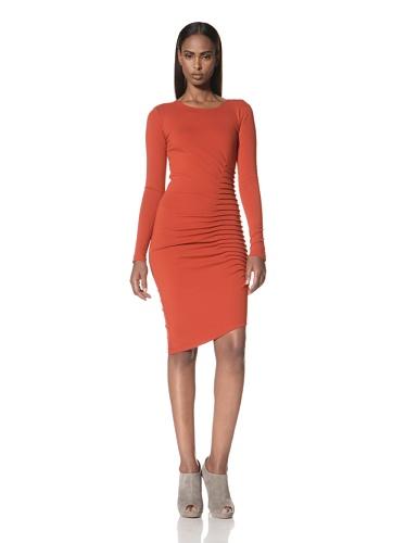 Kimberly Ovitz Women's Daichi Dress (Rust)