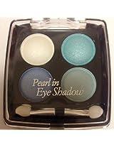 Ellefar Pearl In Eyeshadow : Cool Blue