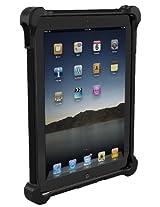 Ballistic Tough Jacket for new iPad and iPad 2 (Black)