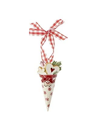 Villeroy & Boch Winter Bakery Decoration Ornaments Weihnachtstüte Herz