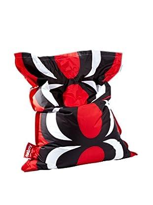 Famous Beanbag Maker Marimekko Large Beanbag, Unikko Red