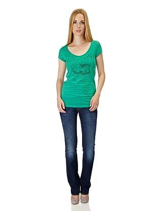 Herrlicher T-Shirt Kandeen Jersey (cone)