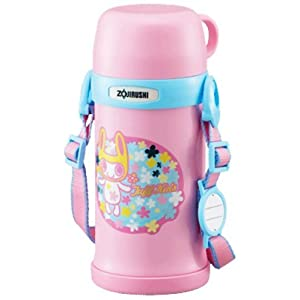 【クリックでお店のこの商品のページへ】ZOJIRUSHI 真空ステンレスボトル 600ml SC-MB60-PP ハッピーピンク: ホーム&キッチン