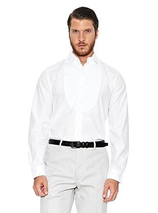 Dockers Camisa Tuxedo (Blanco)