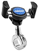 Arkon RoadVise Motorcycle Phone Mount for iPhone 7 6S 6 Plus 7 6S 6 5S Galaxy Note 5 S7 S6 Retail Chrome