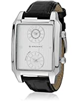 60059 Dtlm Ips Black/White Analog Watch