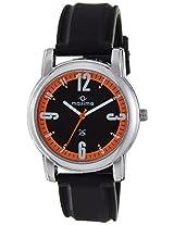 Maxima Analog Black Dial Men's Watch - 26943PAGI