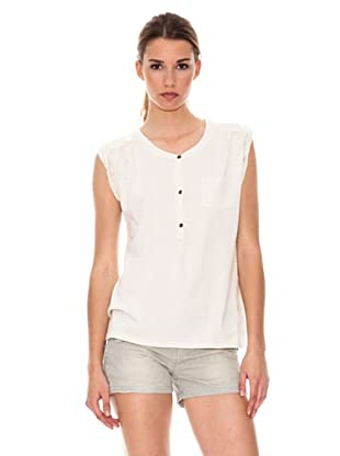 Pepe Jeans London Top Louise (Creme)