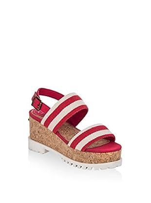 Pepe Jeans Sandalias de plataforma Katherine Double Strap