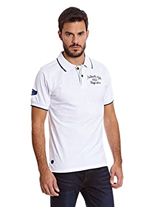 Paul Stragas Polo Jake (Blanco)