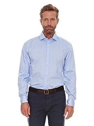 Cortefiel Camisa Spread (Azul)