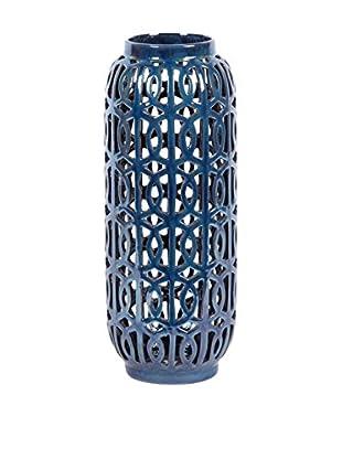 Ceramic Cut-Out Vase