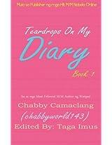 Teardrops On My Diary: Tagalog Gay Teen Romance Book 1: Volume 1 (TOMD Series)