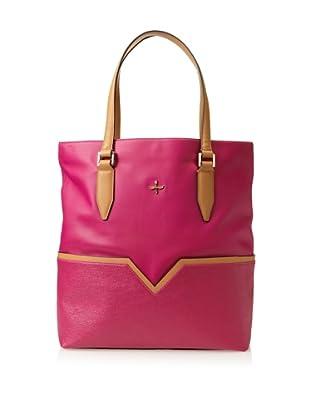 Pour La Victoire Women's Provence Tote Bag (Fuchsia)