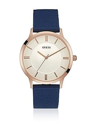 Guess Reloj con movimiento japonés Man Oro Rosa 44 mm