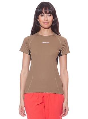 Grifone Camiseta Razi (Cáñamo / Negro)