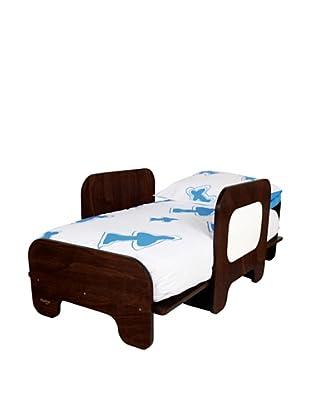 P'kolino Toddler Bed & Chair, Café con Leche