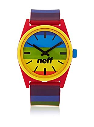 Neff Quarzuhr Daily mehrfarbig 35  mm