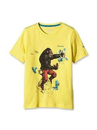Salewa T-Shirt King Kong Co K S/S