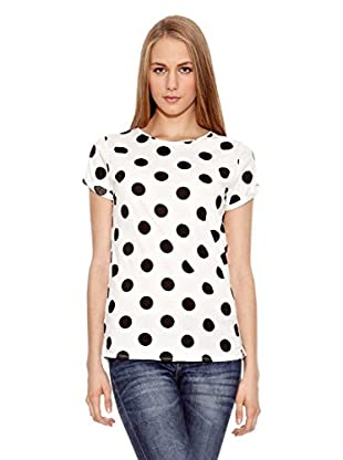 Pepe Jeans London Camiseta Paige (Blanco)