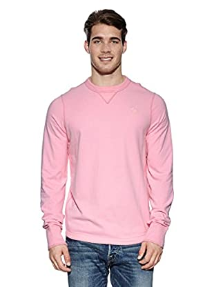 Abercrombie & Fitch Pullover Classic Crew (pink)