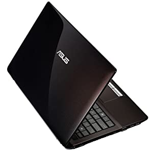 Asus X53U 15.6-inch Laptop (Mocha Brown) without Laptop Bag