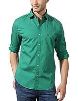 Peter England Dapper Ultra Slim Shirt