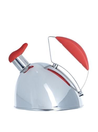 Reston Lloyd Calypso Basics Whistling Tea Kettle (Red)