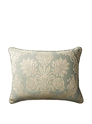 Belmont Home Carlyle Decorative Pillow (Ivory/Ocean)
