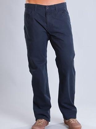 Timberland Pantalón Basic (Azul Marino)